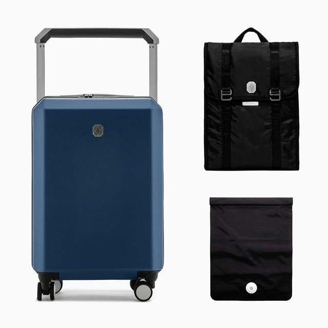 PHOENX PHOENX Tela 40 Cabin Luggage Travel Kit Oceanic Global