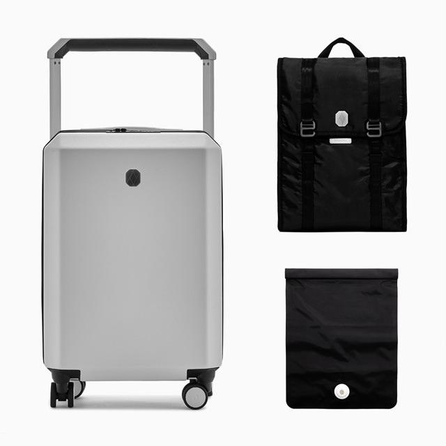 PHOENX PHOENX Tela 40 Cabin Luggage Travel Kit Peak White