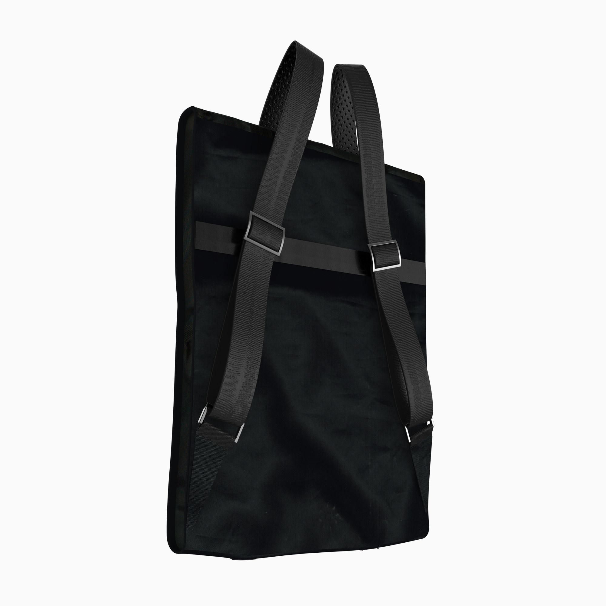 Ultra-thin backpack